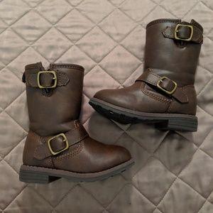 Carter's girl's boots